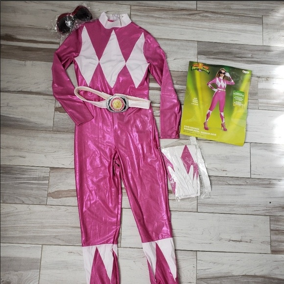 Other - Pink power ranger costume